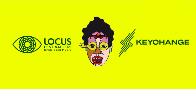 Locus festival takes a pledge with Keychange for the gender equality in the music industry