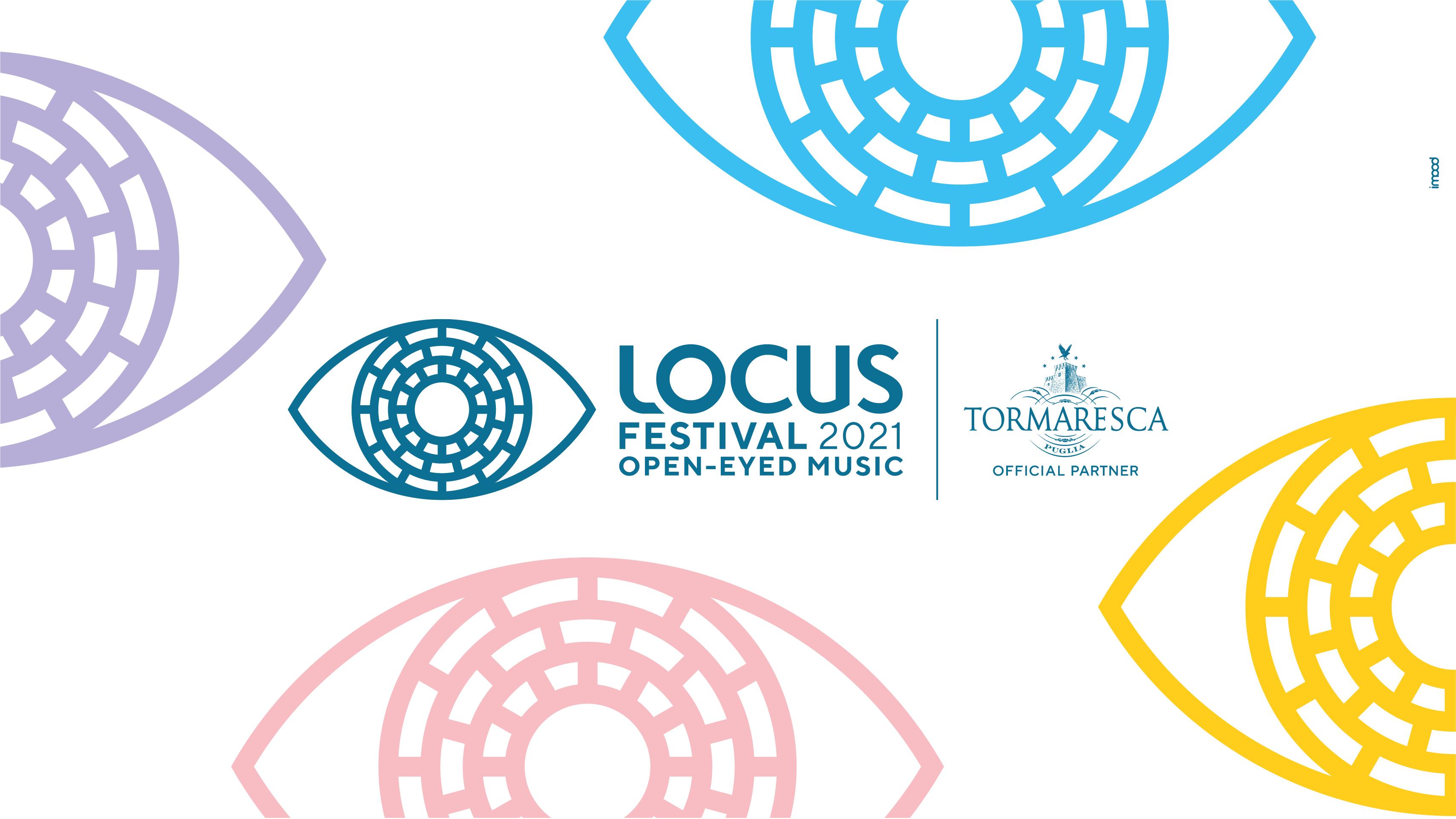 """LOCUS FESTIVAL 2021 """"OPEN-EYED MUSIC"""" – XVII EDIZIONE"""