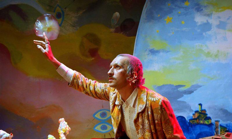 Locus Festival preview con Venerus, il 24 luglio a Minervino Murge, nella Tenuta Bocca di Lupo